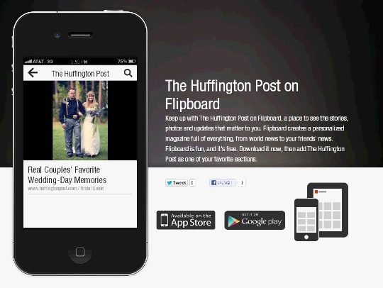 Flipboard: あなたのソーシャルニュースマガジン